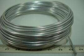 Aluminiumdraad 2 mm.