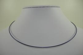 [ 1162 ] Spang 43 cm. met draaislotje, donker Blauw, per stuk
