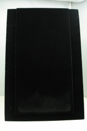 *[ 9107 ] 10 Kettingen standaard, Fluweel, per stuk