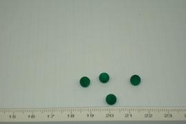 [0377 ] Polaris kraal 6 mm. Donker Groen