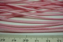 [ 8749-B ] Veter 2.8 mm. Licht Roze, per meter
