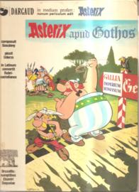 Asterix (in het Latijn): Asterix apud Gothos