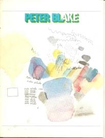 Catalogus Stedelijk Museum 546: Peter Blake. (gereserveerd)