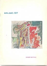 Catalogus Stedelijk Museum 137: Joseph Zaritsky.
