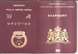Schenk, Gea: Paspoort