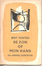 Voeten, Bert: De zon op mijn hand