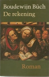 """Buch, Boudewijn: """"De rekening"""". (nog niet te bestellen)"""