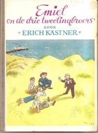 """Kästner, Erich: """"Emiel en de drie tweelingbroers"""""""