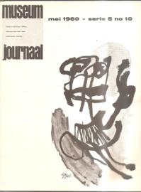 Museumjournaal mei 1960 (Karel Appel-nummer)