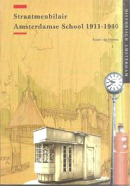 Straatmeubilair Amsterdamse School 1911 - 1940