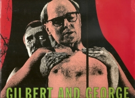 "Gilbert and George: ""The Naked Shit Pictures""."