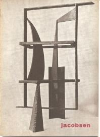 Catalogus Stedelijk Museum 140: Robert Jacobsen. (gereserveerd)