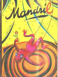 Mandril, jaargang 1950 kompleet (11 nummers)