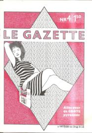 Gazette, le, nr. 4