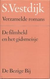 """Vestdijk, Simon: """"De filmheld en het gidsmeisje""""."""