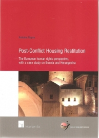 "Buyse, Antoine: ""Post-Conflict Housing Restitution""."