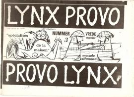 Provo Lynx / Lynx Provo; nummer 3