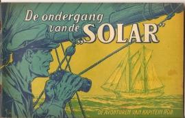 """Kapitein Rob: """"De Ondergang van de Solar""""."""