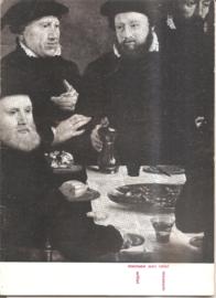 Catalogus Stedelijk Museum 135: Mensen aan tafel