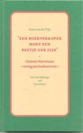 """Prijt, Hans van der:""""Een boekverkoper moet een beetje gek zijn"""""""