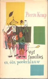 "Kemp, Pierre: ""Vijf families en één poederblauw"""