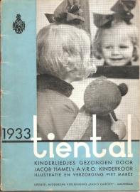 Marée, Piet: Tiental 1933
