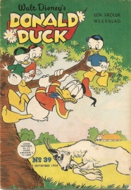 Donald Duck 1954, no. 39