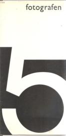 Catalogus stedelijk Museum Amsterdam, zonder nummer: 5 fotografen