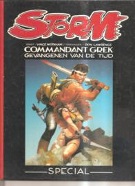Storm: Commandant Grek Special (hardcover)