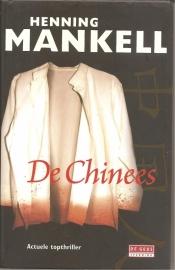 "Mankell, Henning: ""De Chinees""."