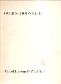 Huf, Paul: Over schoonheiod (gesigneerd door Merel Laseur)