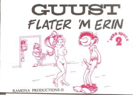 Guust. Flater 'm erin