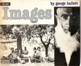 "Hallett, George: ""Images"". (gesigneerd!)"
