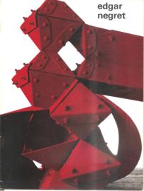 Catalogus Stedelijk Museum 479: Edgar Negret