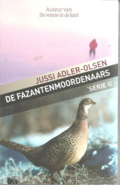 Adler-Olsen, Jussi: De fazantenmoordenaars