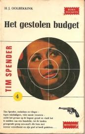 """Oolbekkink, H.J.: """"Het gestolen budget""""."""