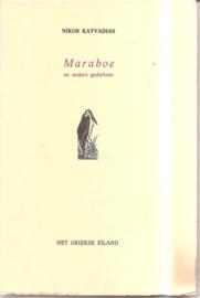Kavvadias, Nikos: Maraboe en andere gedichten