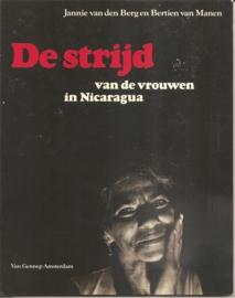 """Manen, Bertien van: """"De strijd van de vrouwen in Nicaragua"""""""
