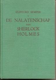 "Semper, Clifford: ""De nalatenschap van Sherlock Holmes""."