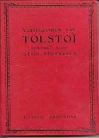 """Streuvels, Stijn (bewerking): """"vertellingen van Tolstoi"""".  (gereserveerd)"""