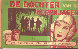 Eric de Noorman, deel 44: De dochter van de berenjager