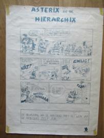 Asterix: zeldzaam affiche