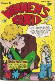 Wimmen`s Comix number 1