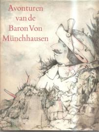 Bürger, G.A.: Avonturen van de Baron van Münchhausen