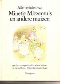 "Potter, Beatrix: ""Minetje Miezemuis en andere muizen"""