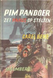 Beke, Carel: Pim Pandoer zet Parijs op stelten