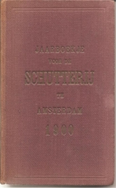 Jaarboekje voor de Schutterij der Stad Amsterdam 1900 (kan nog niet besteld worden)