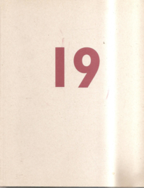 19 schrijversportretten