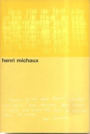 Catalogus Stedelijk Museum 354: henri Michaux