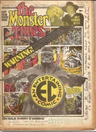 The Monster Times; volume 1 no. 10 (1972)